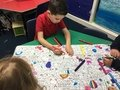 Our team work colouring challenge