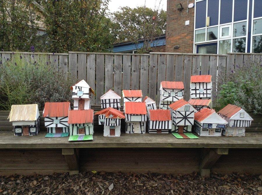 Y5 Tudor Houses
