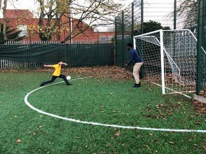 clubs (football and badminton) for