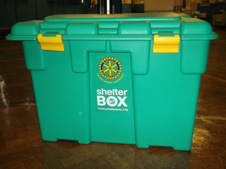 The Shelter Box