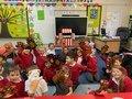 Class puppet show