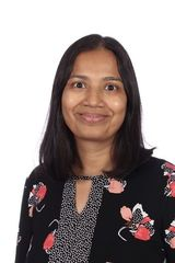 Mrs S Rajan<br>Teaching Assistant