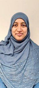 Helina Begum<br>Midday Meals Supervisor