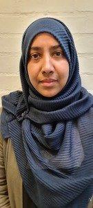 Maleha Bibi<br>Midday Meals Supervisor