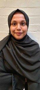 Fahmida Ali<br>Midday Meals Supervisor