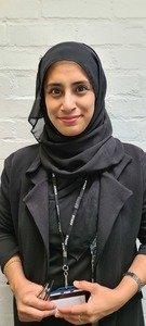 Ruhena Begum<br>Midday Meals Supervisor