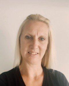 Christine Hawes<br>Me2 Room Leader (Mat. Cover)