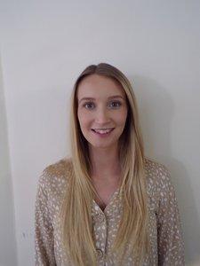Hannah Derrick<br>Me2 Room Leader (Mat. Leave)