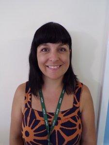 Natasha Perrett<br>Nursery Teacher