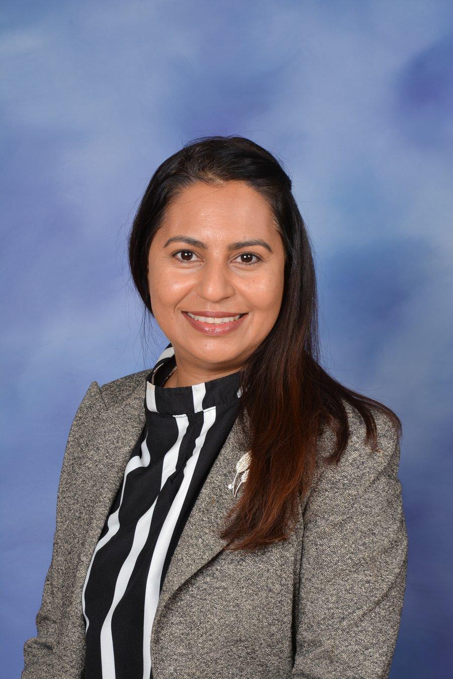 Deputy Designated Safeguarding Lead - Mrs J Bana, Headteacher