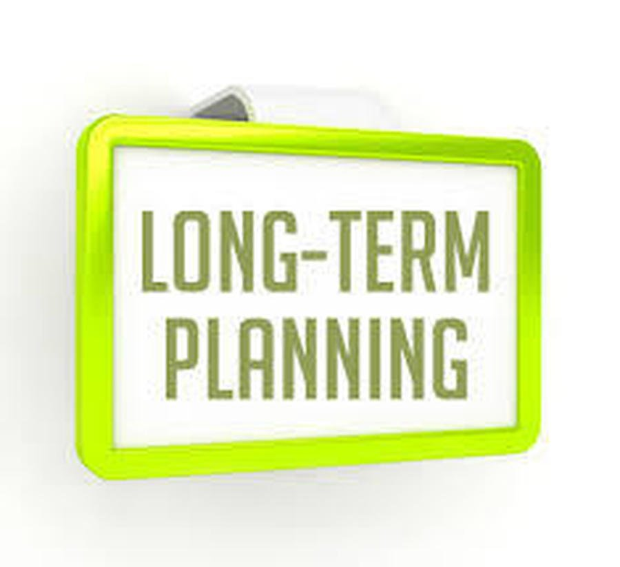 Click to see long term plan 2020 - 21