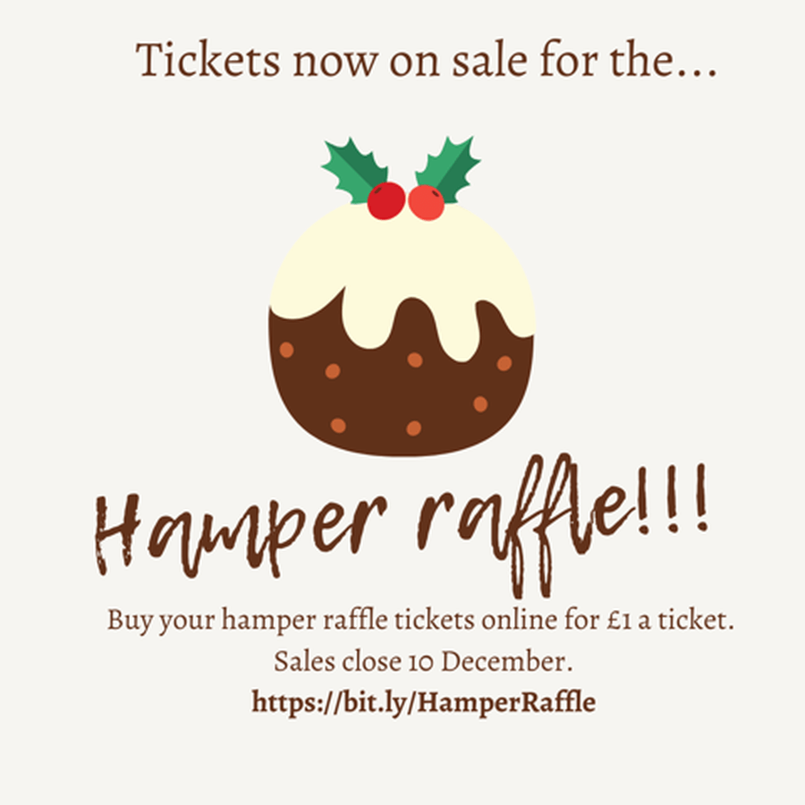 Buy Hamper Raffle Tickets here