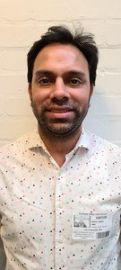 Maruf Ahmed<br>Attendance and Welfare Officer