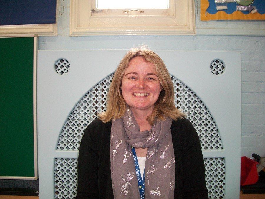 Safeguarding deputy - Una Benton, Acting Deputy Headteacher