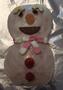 Mrs. Wilkinson's snowman cake