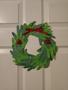 Mrs. Gawthorp's Christmas wreath