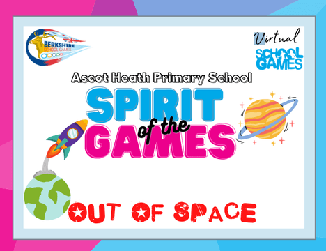 Event 3 - KS1 Spirit of the Games (high participation)