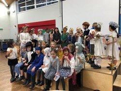 Nativity performances!