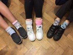 Socks She Grace Harry.JPG