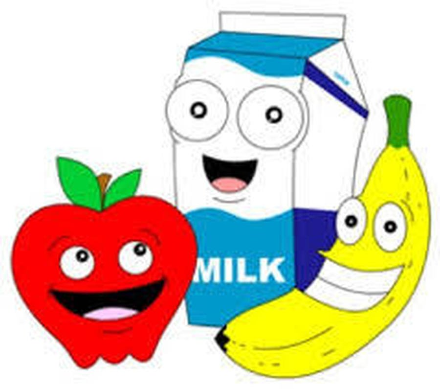 Milk and Fruit, time for a story!