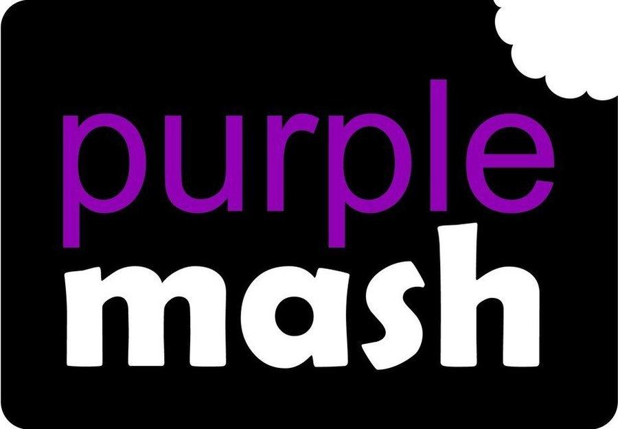 Click to log onto Purple Mash