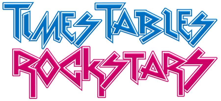 Click to log onto Times Tables Rockstars