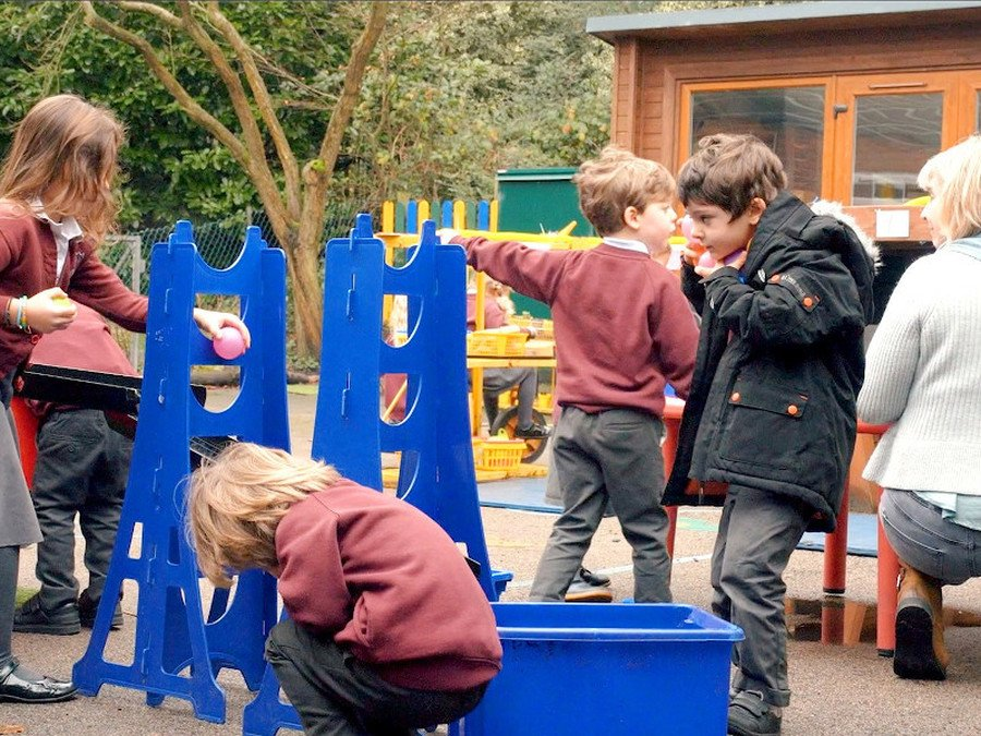 Virtual Tour - a day in the life of St James CofE Primary School