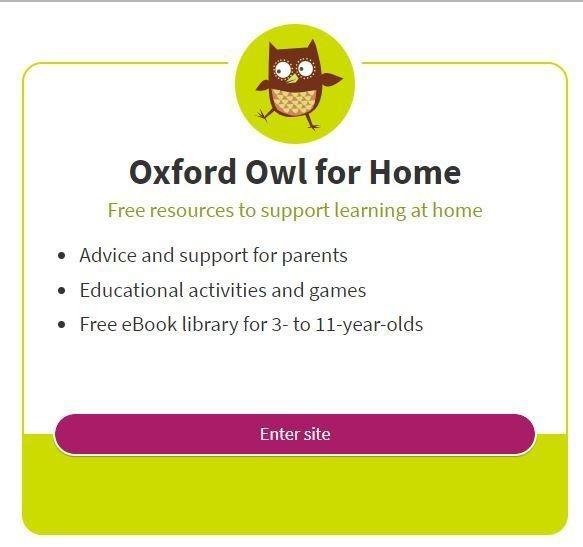 Oxford Owl