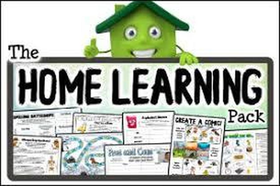 Home learning ideas to download