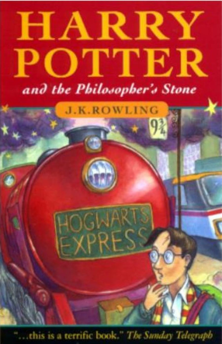 Harry Potter and the Philosopher's Stone - Chapter 1
