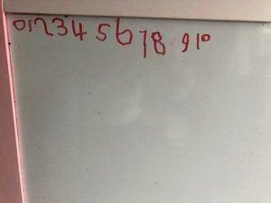 Poppy's numbers