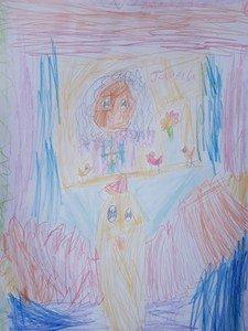 Janella's self-portrait