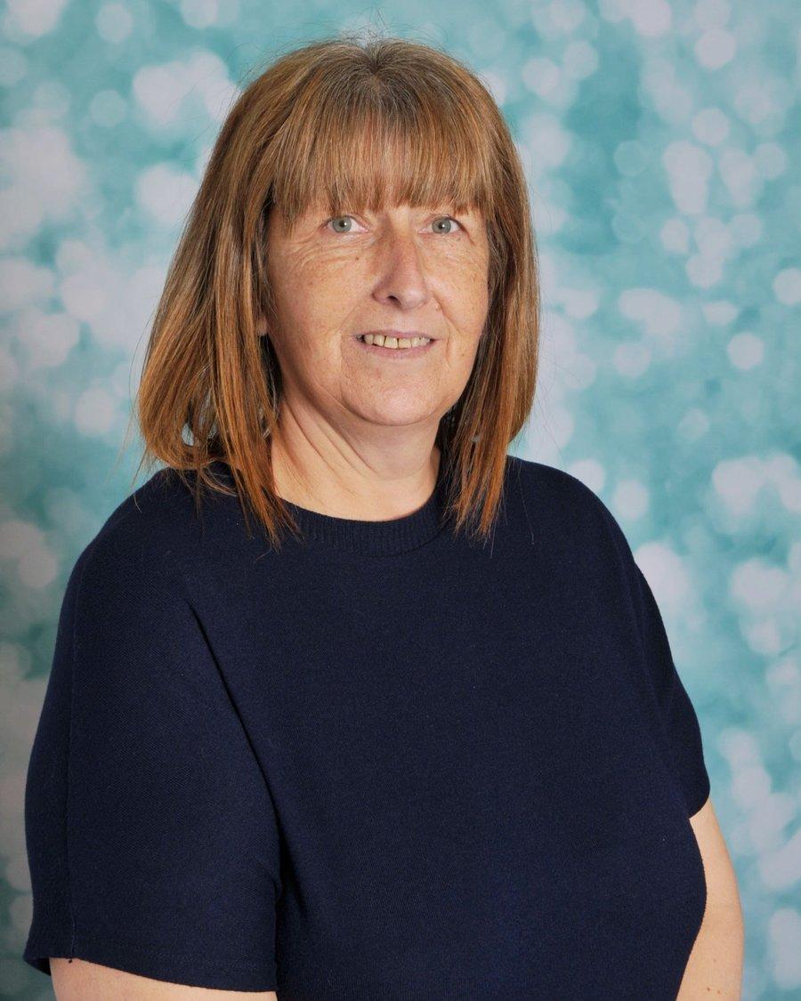 Miss Holburt (Higher Level Teaching Assistant - 3A)