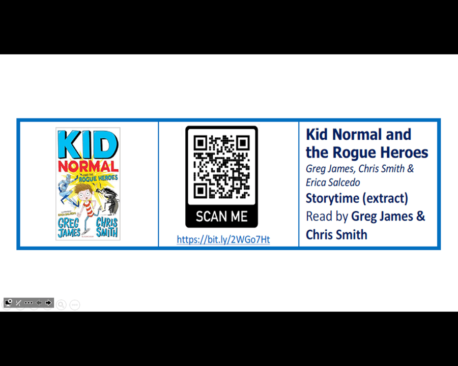 This is an extract from a new book that I think you will like, have a listen to it! Use a camera phone to scan the QR code or follow the link.
