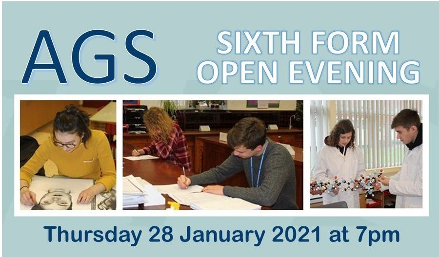 Virtual Sixth Form Open Evening