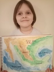 Anna's geography