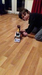 Edward's robot