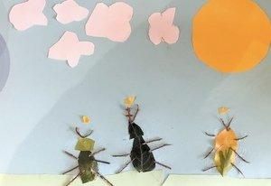 Poppy's Little Red Ant artwork