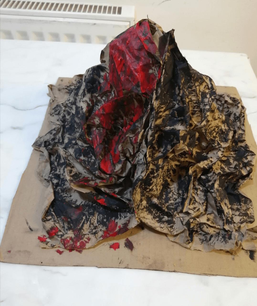 Hire's Volcano
