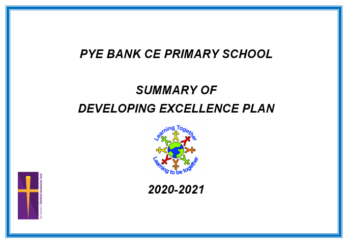 Developing Excellence Plan