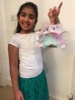 Rakhi's bird of hopes and dreams