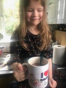 Amelia's hot cocoa!