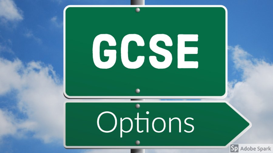 Key Stage 4 GCSE Options Information