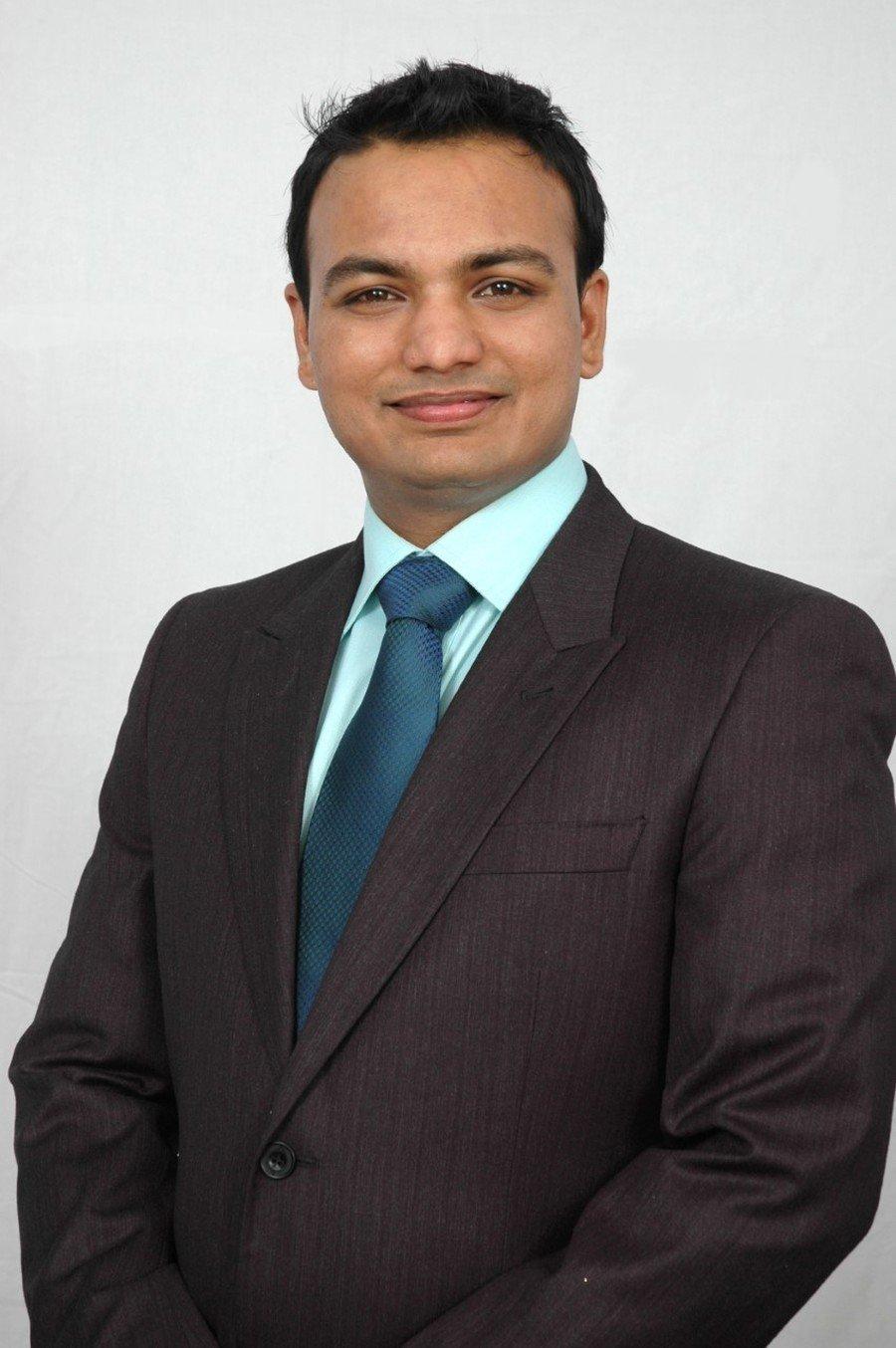 Nikunjumar Shah