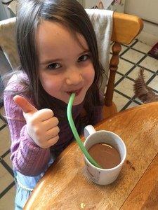 Christa's delicious hot cocoa