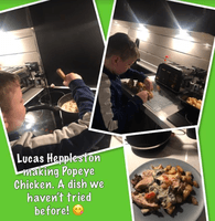 Lucas - Cooking Badge