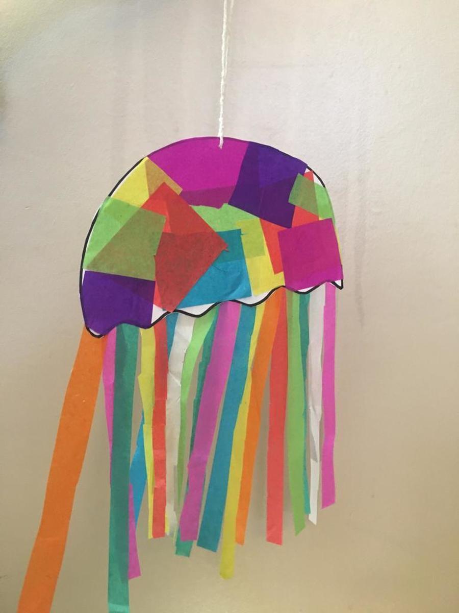 Khadijah's jellyfish
