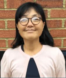 Ms HeeYun Chung- Reception Teacher