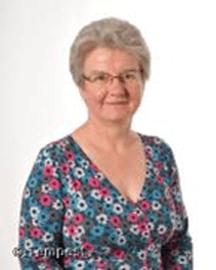Mrs Verna Bragg- Admin Support