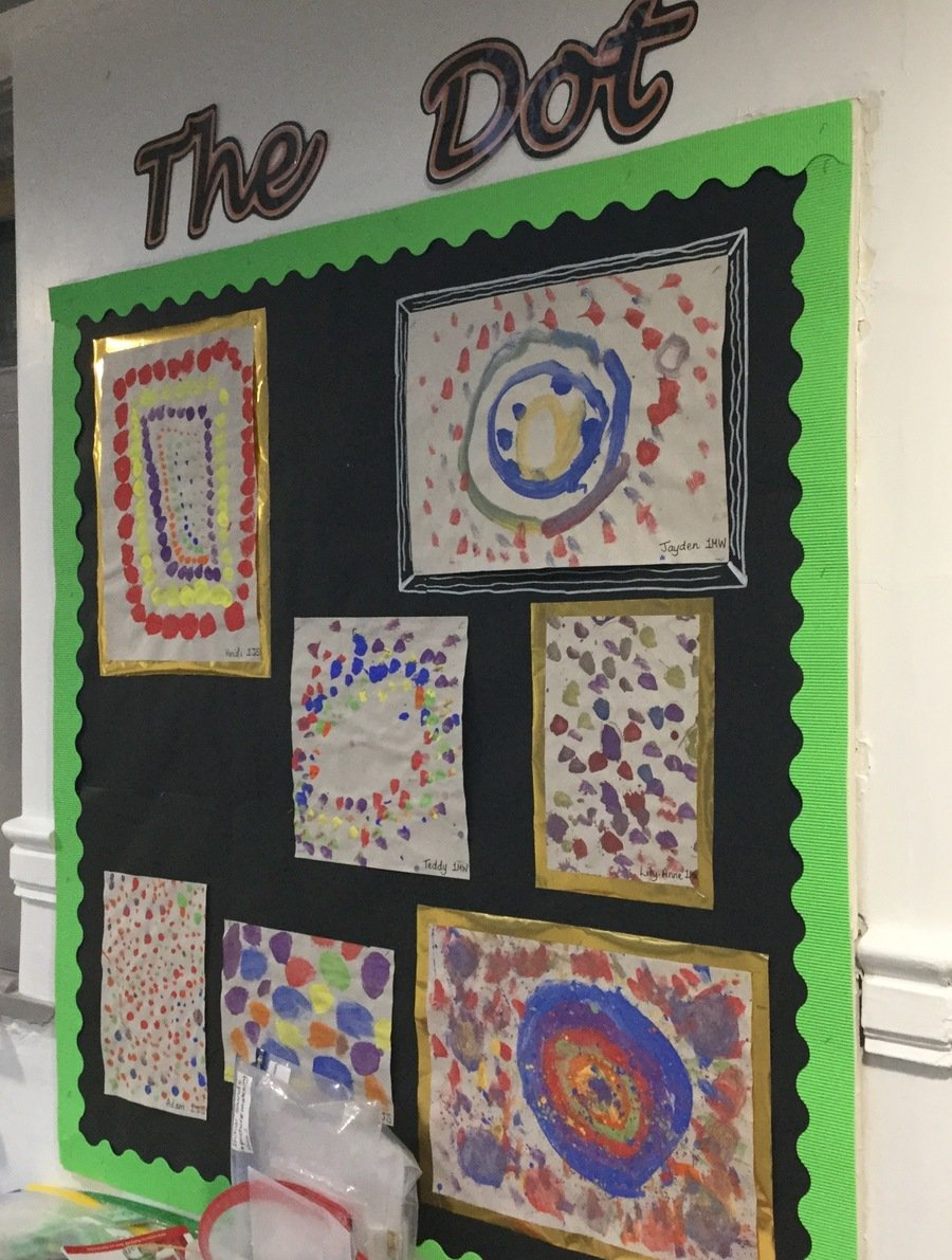 Art in KS1